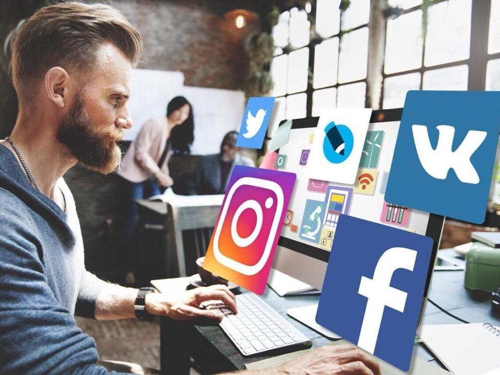 Какую соцсеть выбрать для развития творческого проекта?