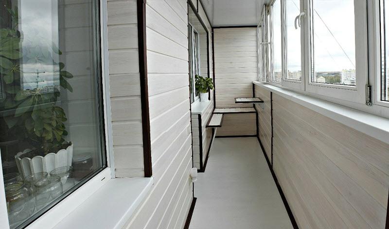 Лоджия или балкон? Утеплять необходимо все!