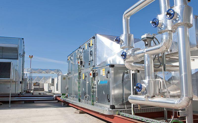 Важность автоматизации вентиляционных установок