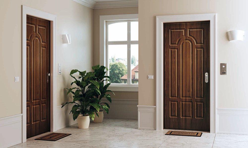 Где заказать правильную входную дверь?