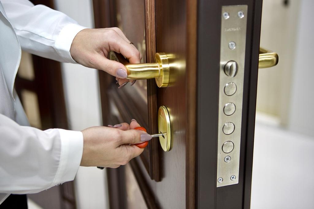 Общие функции дверей