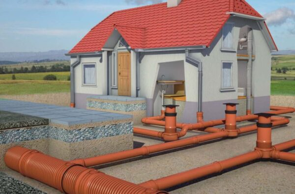 Системы водоотведения: описание, материалы используемых труб, их преимущества и недостатки