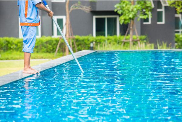 Правила ухода за бассейном
