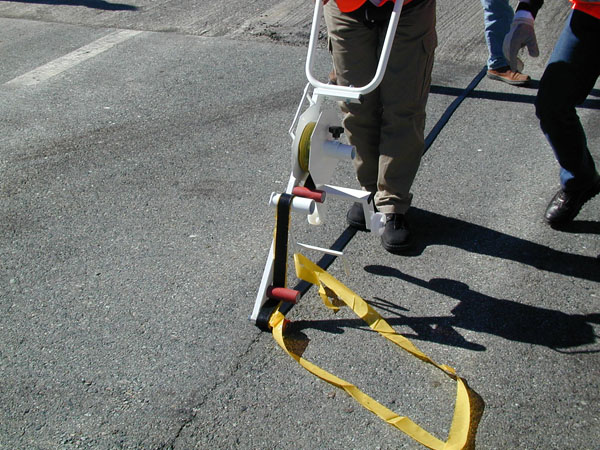 Особенности стыковочных дорожных лент