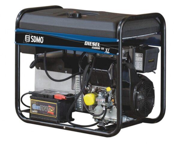 Каковы преимущества дизельных генераторов?
