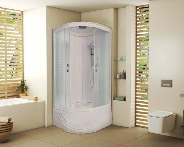 Как выбрать душевую кабину для меленькой ванной комнаты?