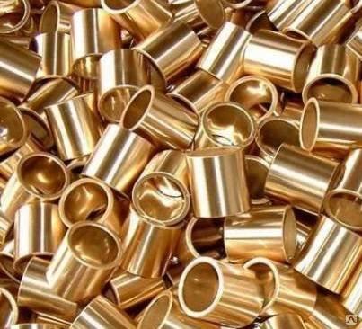 Почему следует выбирать втулку из бронзы?